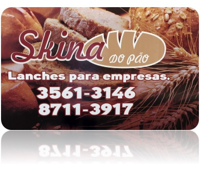 SKINA DO PÃO Itabirito MG