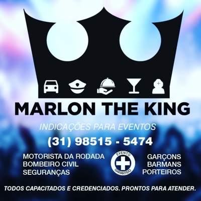 MARLON THE KING Itabirito MG